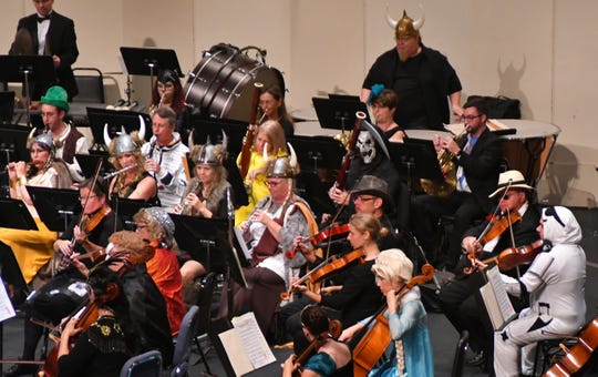 Brevard Symphony Orchestra performs a free family concert at last year's Cultural Arts Showcase.
