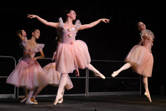A performance by members of the Melbourne City Dance Center.The 2017 Cultural Arts Showcase and Family Concert was a free event held Sunday, October 29, at The King Center for the Performing Arts, at the eastern Florida State College Melbourne campus.