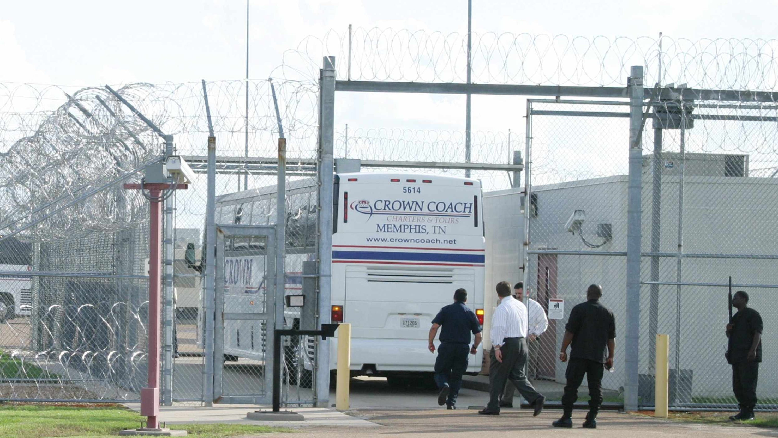DOC: Vermont's out-of-state inmates heading to Mississippi