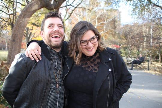 Nick Cassarino grew up in South Burlington and Jennifer Hartswick is a native of the Northeast Kingdom.