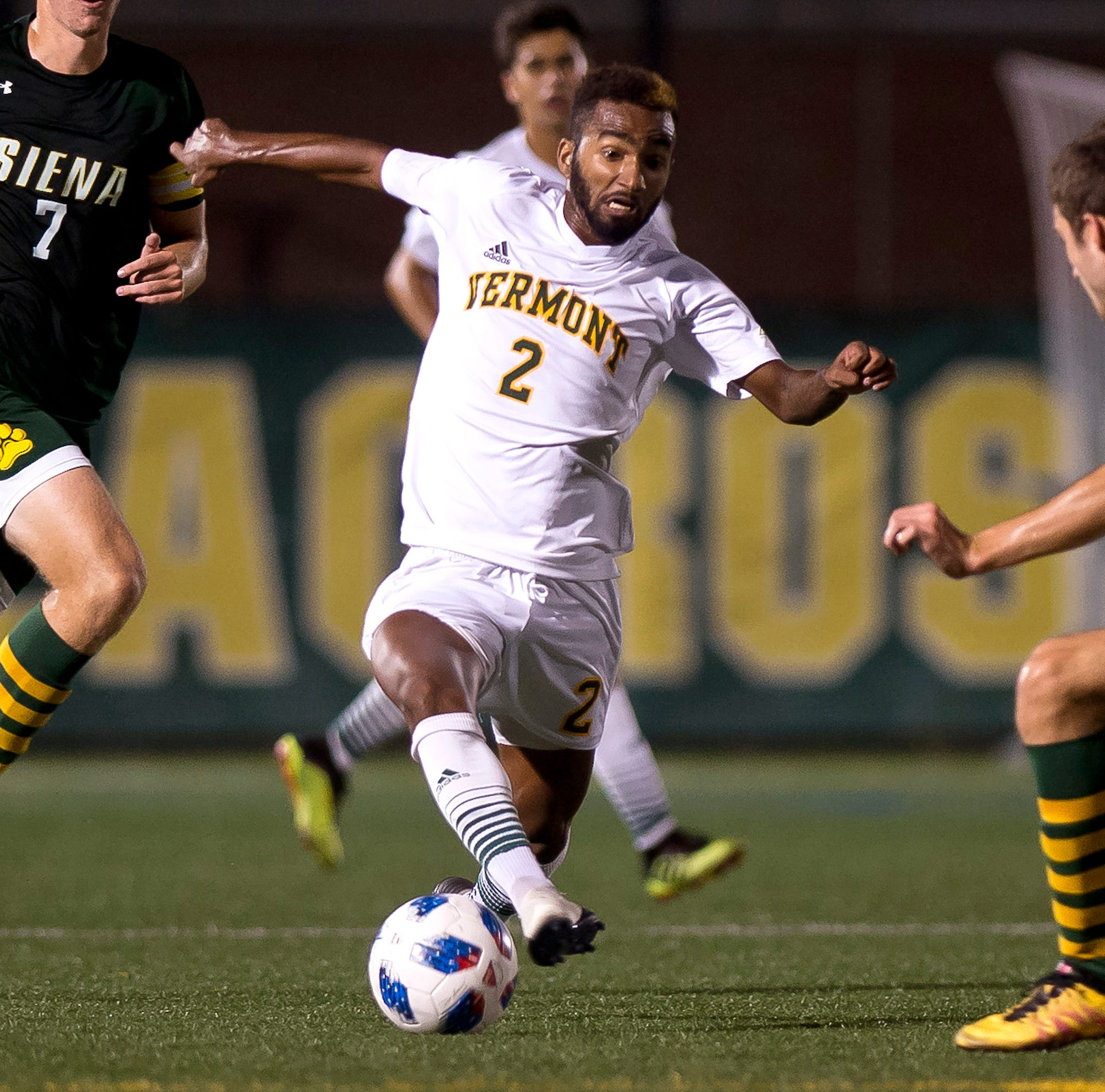 D.C. United pick UVM's Geo Alves in MLS SuperDraft