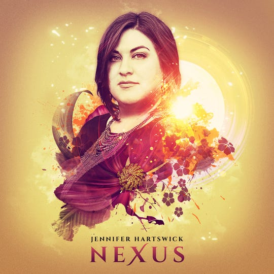 "Jennifer Hartswick's new album, ""Nexus,"" came out Sept. 7."