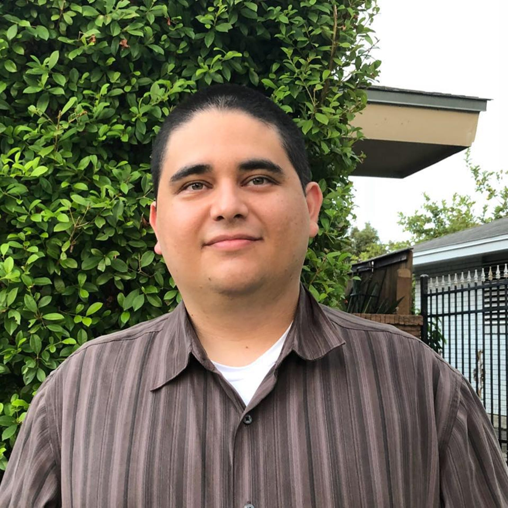 District 4 City Council candidate Richard Diaz