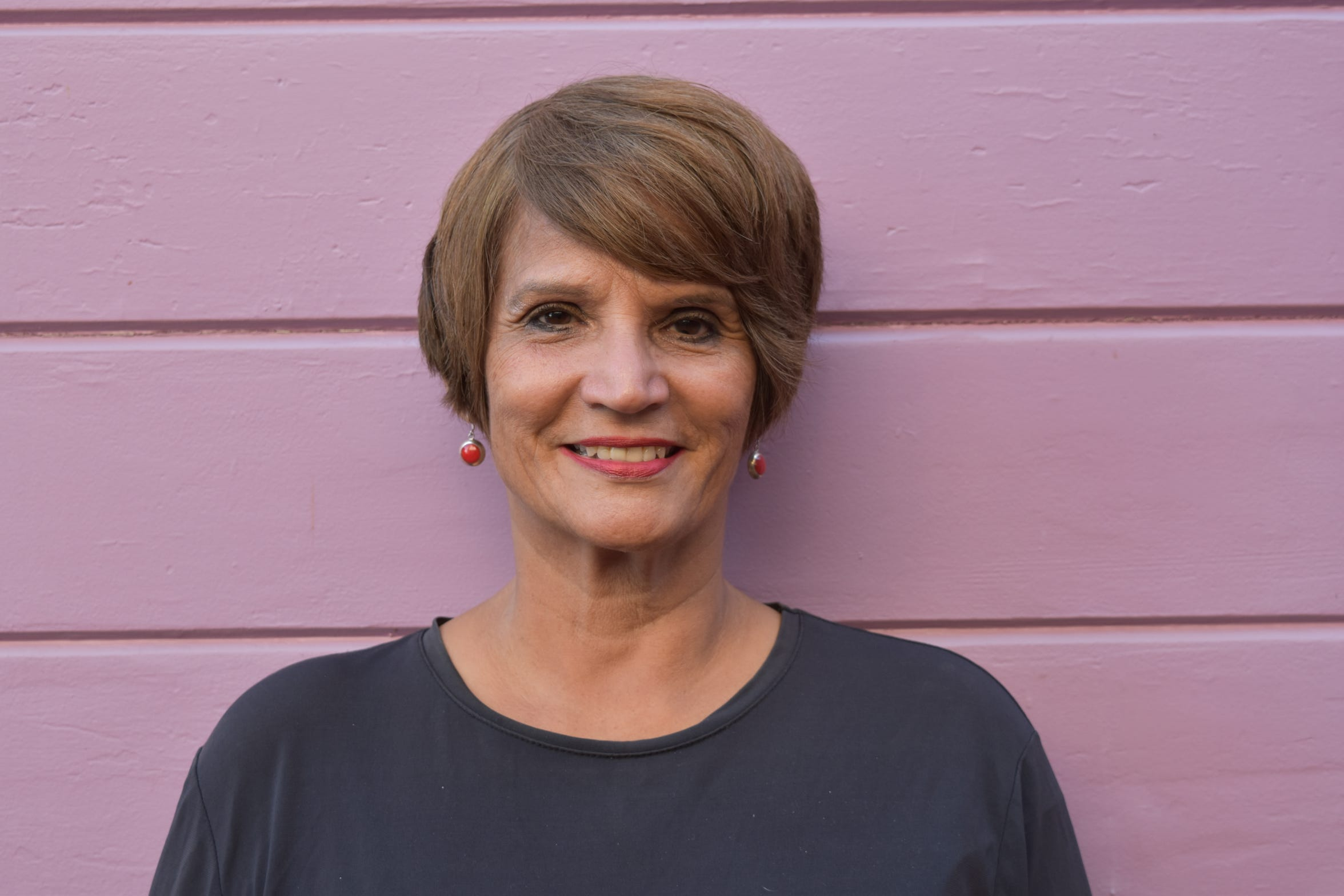 City Council District 2 candidate Sylvia Campos