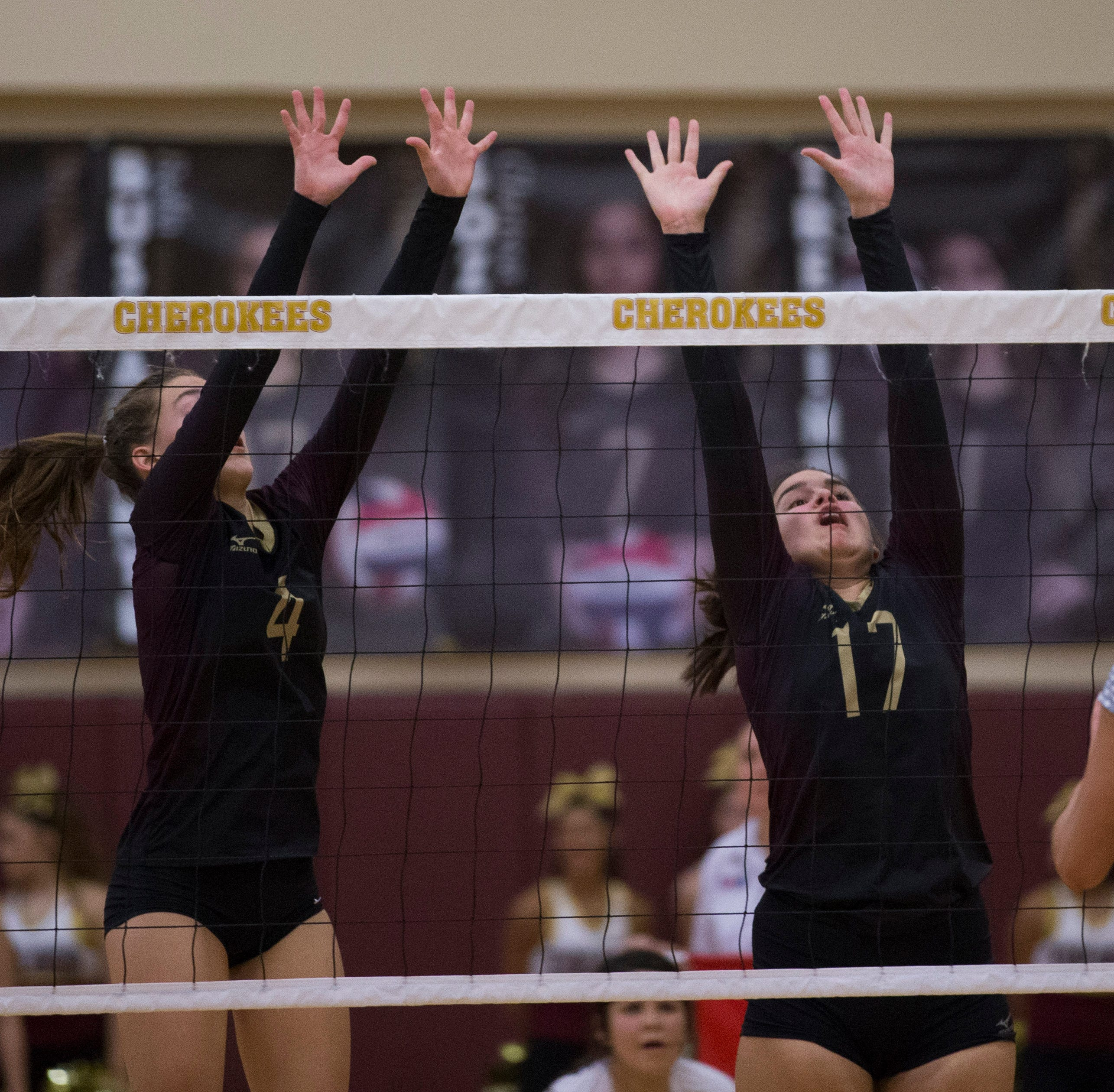 High School volleyball playoff races, matches to watch in the second half