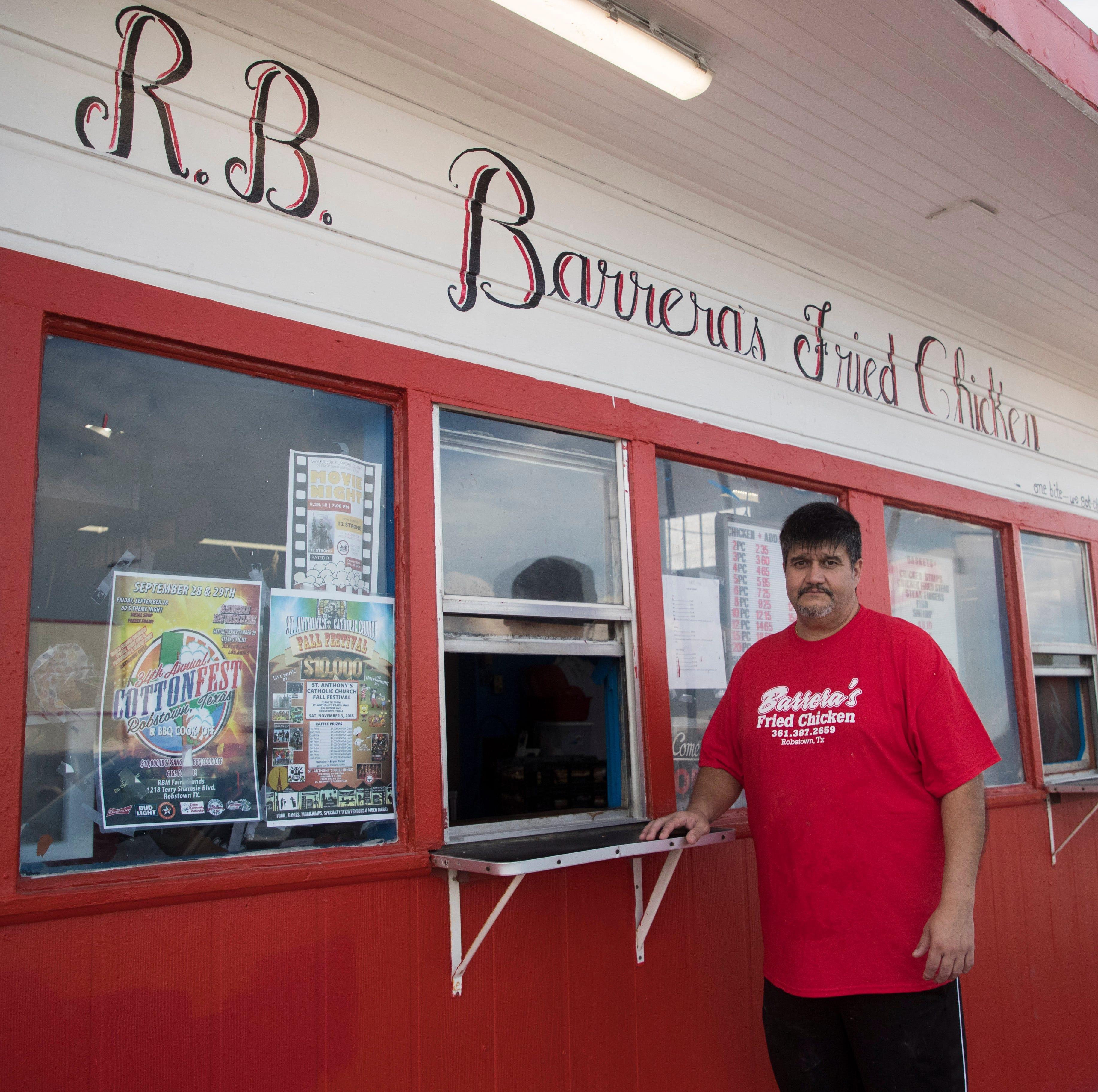 Barrera's Fried Chicken in Robstown featured on 'Texas Bucket List' show