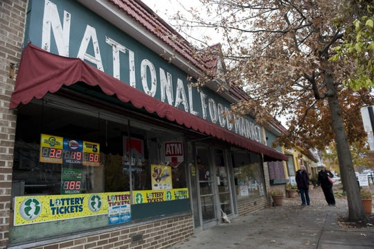 The long-vacant National Food Market on Haddon Avenue in Collingswood was the target of a turnaround effort by borough officials.
