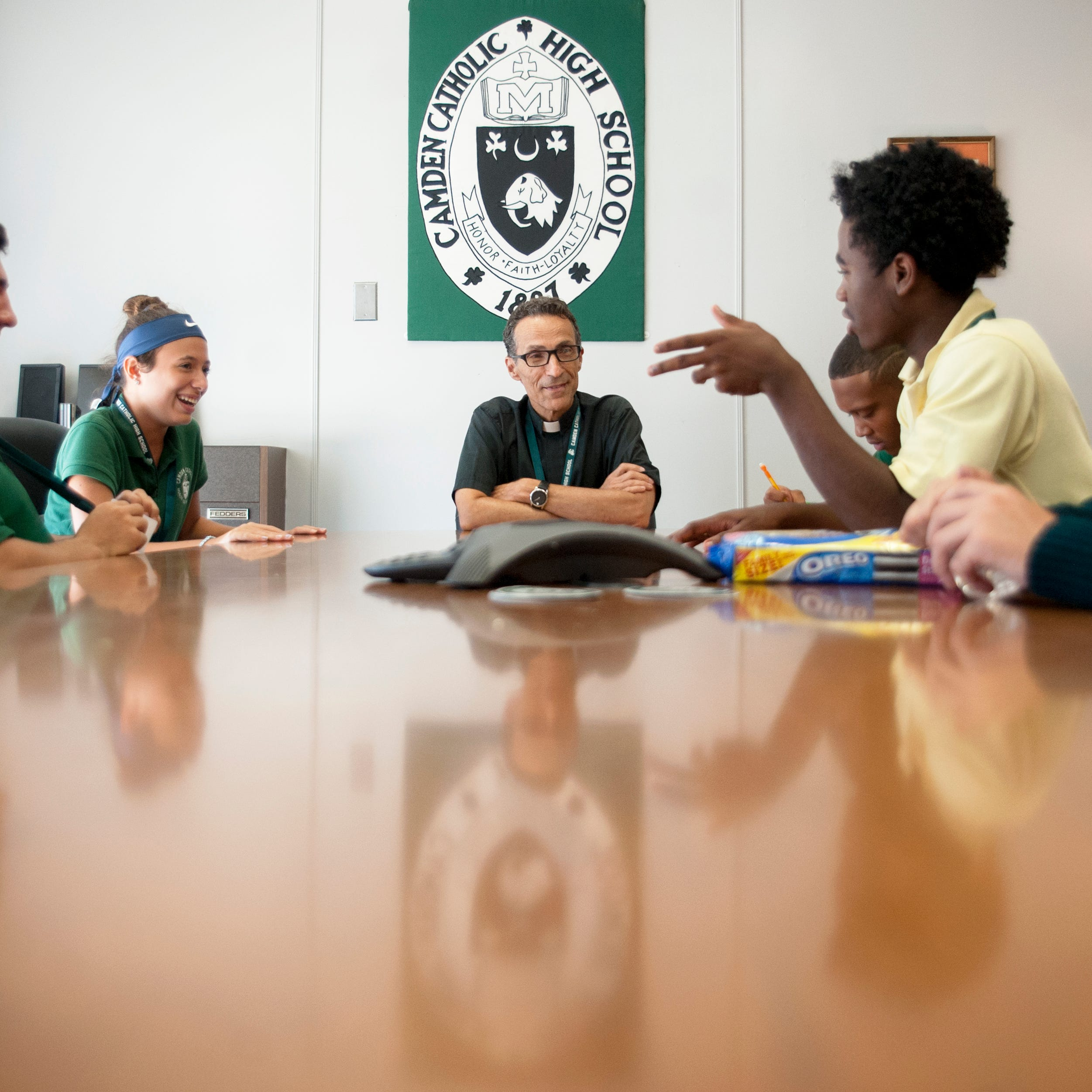 Shake-ups and soul-searching at Camden Catholic after coach fired