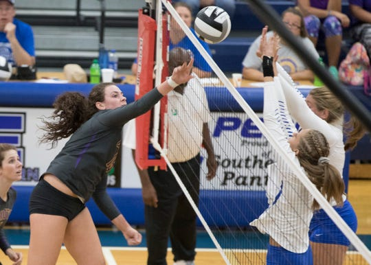 Unioto's Jocie Fishercommitted to play college volleyball at Alderson Broaddus University.