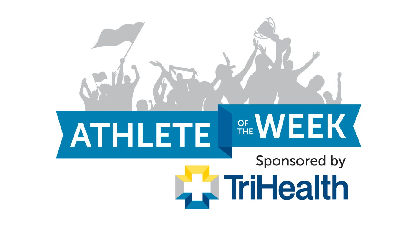 Athlete of the Week TriHealth logo