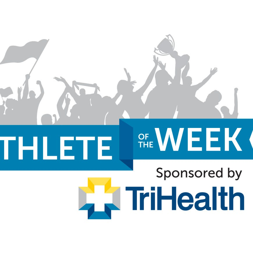Athlete of the Week TriHealth logo