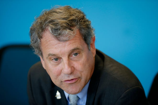 Sherrod Brown, Ohio's 13th congressional district in the United States House of Representatives. Photo shot Wednesday, September 19, 2018.