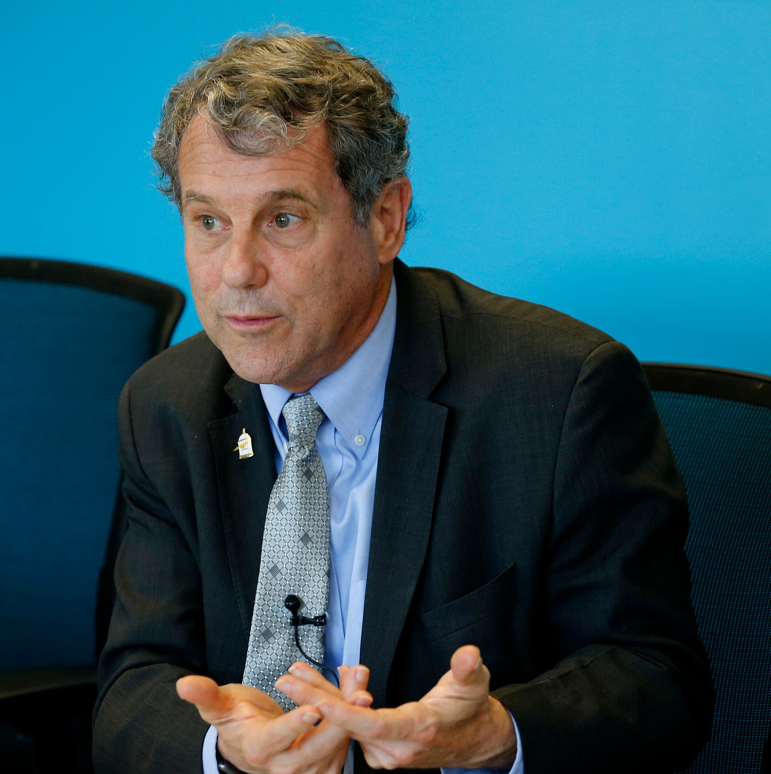 Ohio Senate race: Sherrod Brown accused of  'unwanted' advance against woman in '80s. Brown threatens legal action against Jim Renacci.