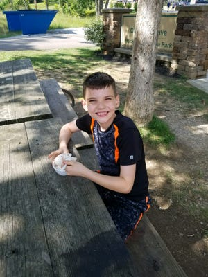 Dylan Martin-Davis, 11, was killed last year from asphyxiation after being restrained by his grandfather. On Monday, the grandfather was found not guilty of reckless homicide.