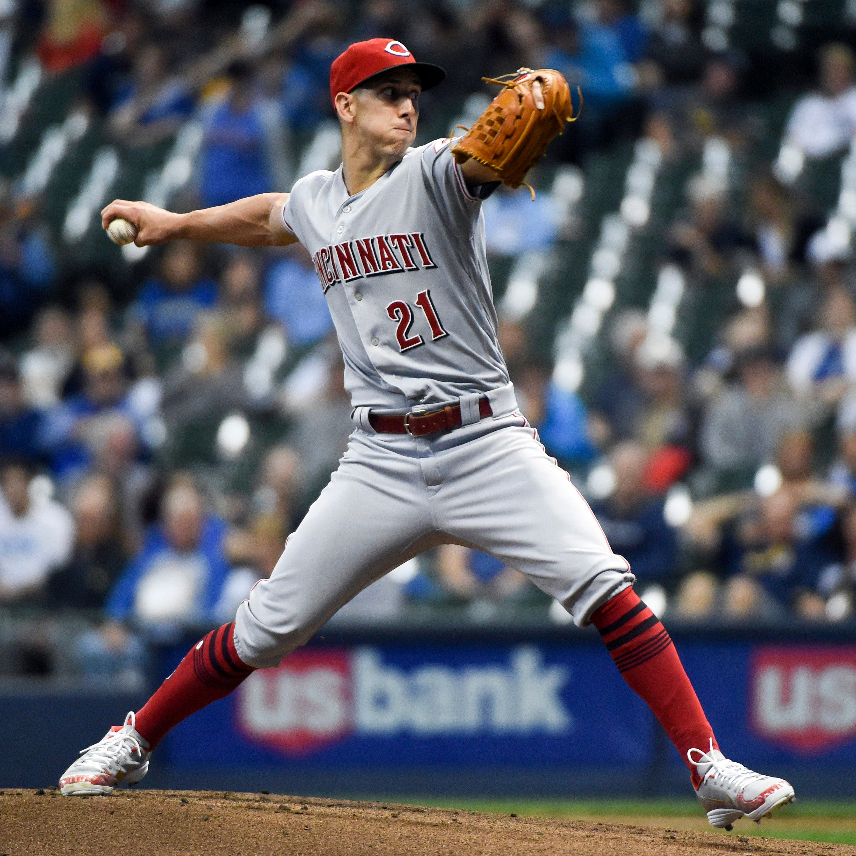 Doc's Morning Line: Why aren't the Cincinnati Reds maximizing Michael Lorenzen's talent?