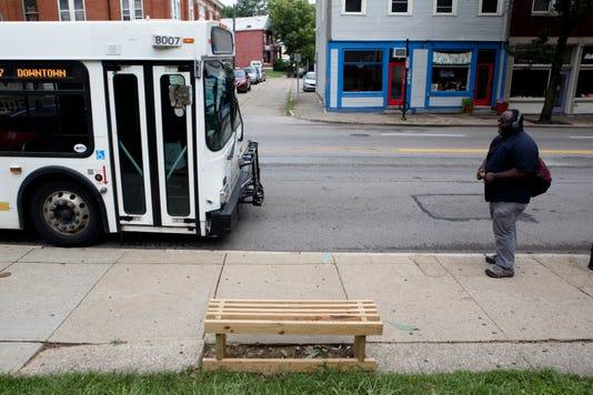 Bus Benches