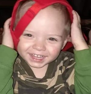 2-year-old Brody Allen, diagnosed with a rare brain cancer, is celebrating Christmas early as his family tries to make their remaining time with him happy