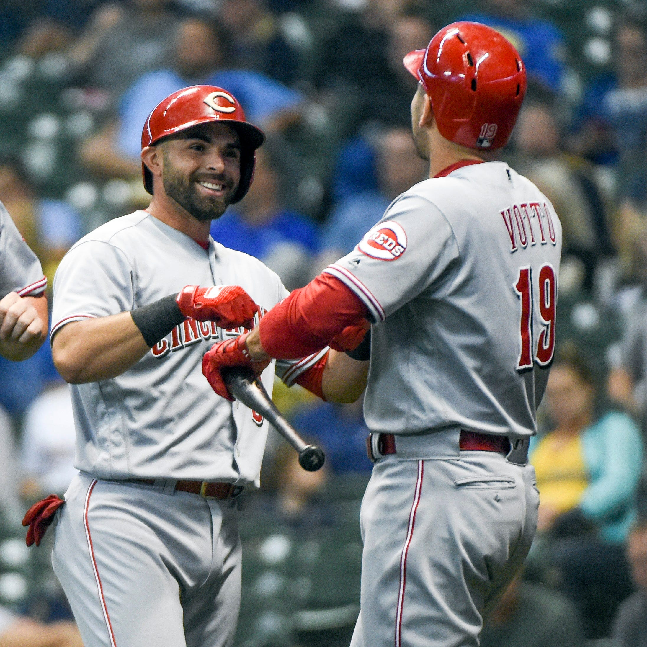 Chicago Cubs manager Joe Maddon on the Cincinnati Reds: 'Watch out next year'