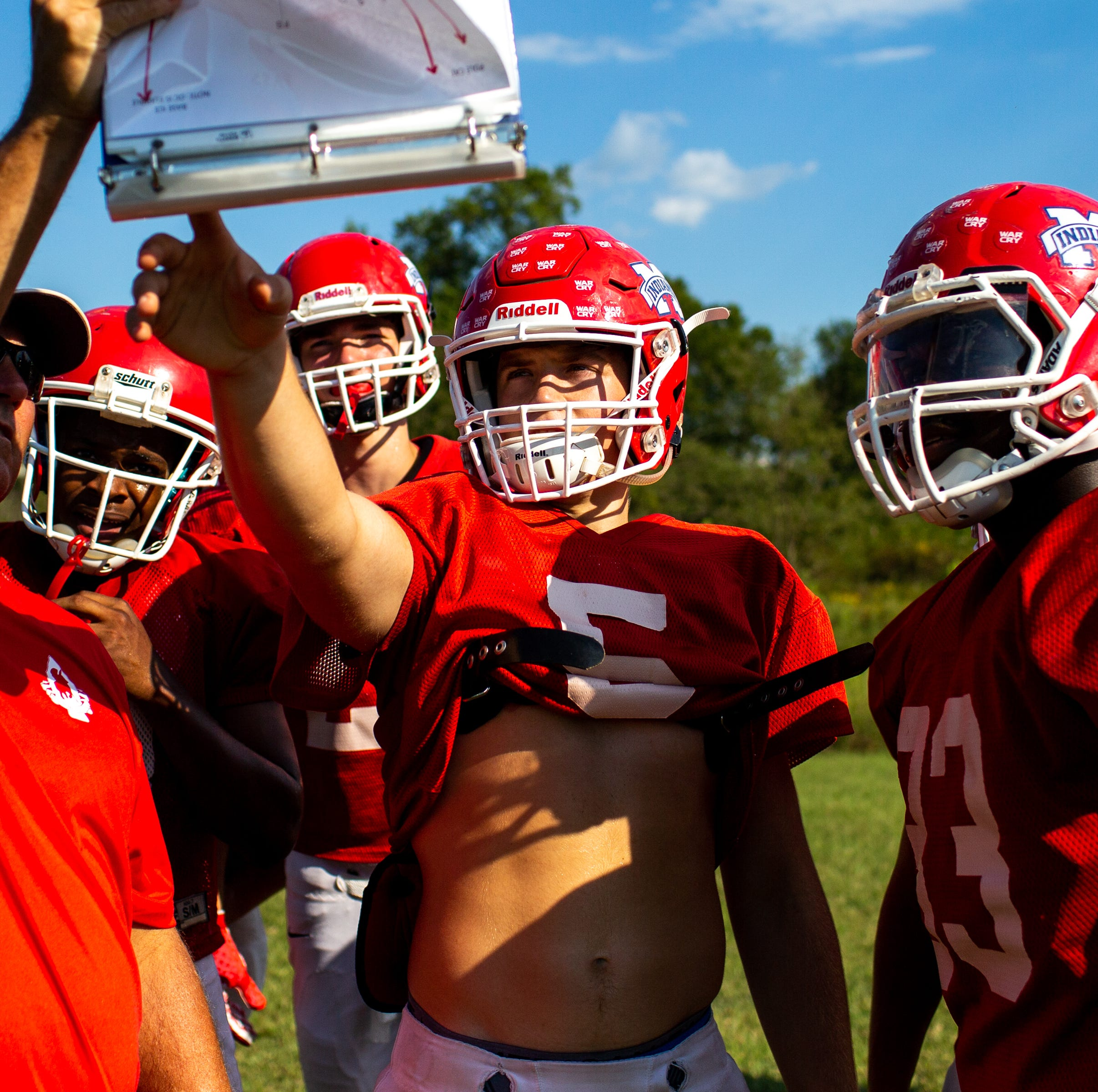 Montgomery Central hitting new heights for football program