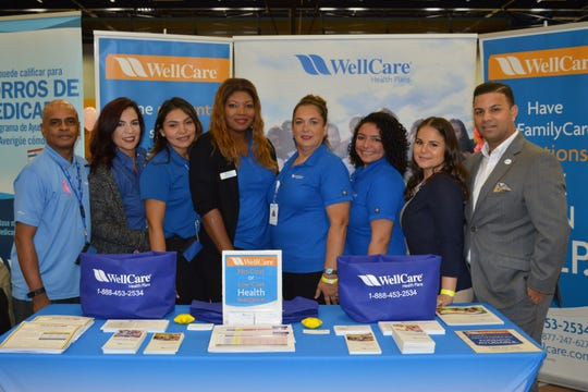 """More than 25-pluscompanies participated in the inaugural Komen North Jersey Women's Wellness Expo in 2017 (this year's event has twice that amount). WellCare was a 2017 vendor/exhibitor and Speaker Sponsor, presenting an informative talk on """"Understanding Medicaid and Medicare."""""""