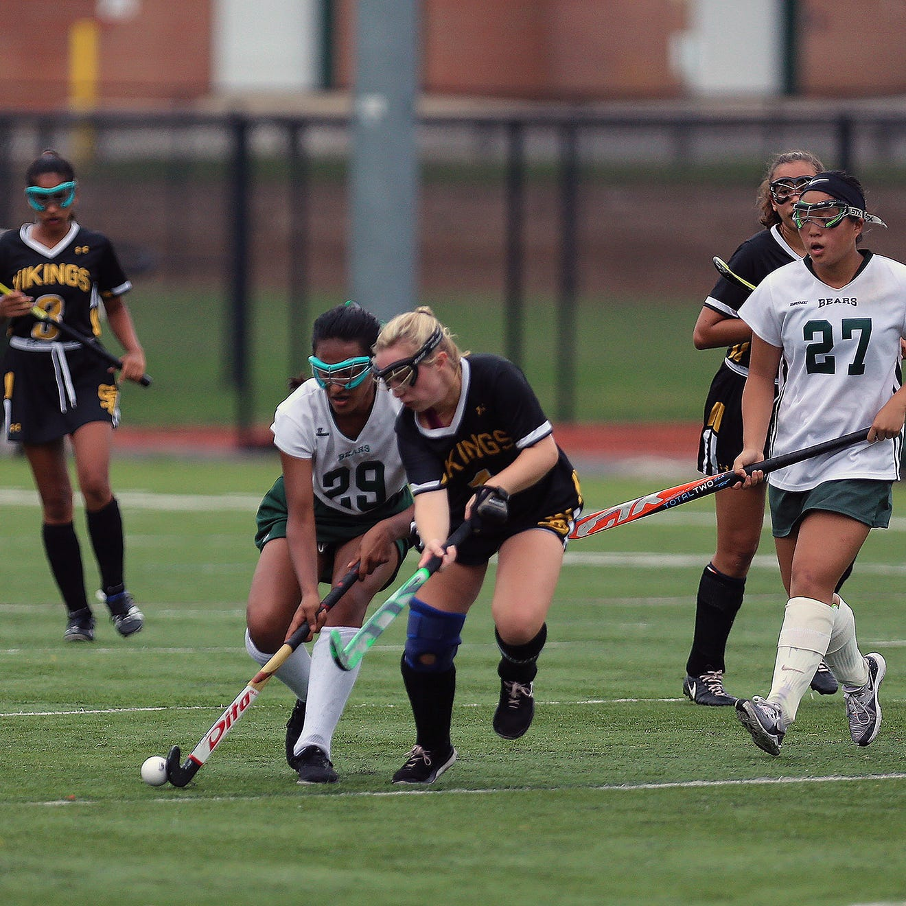 South Brunswick at East Brunswick field hockey