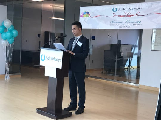 Carsten Lu, CEO of Adlai Nortye Biopharma Co., Ltd.