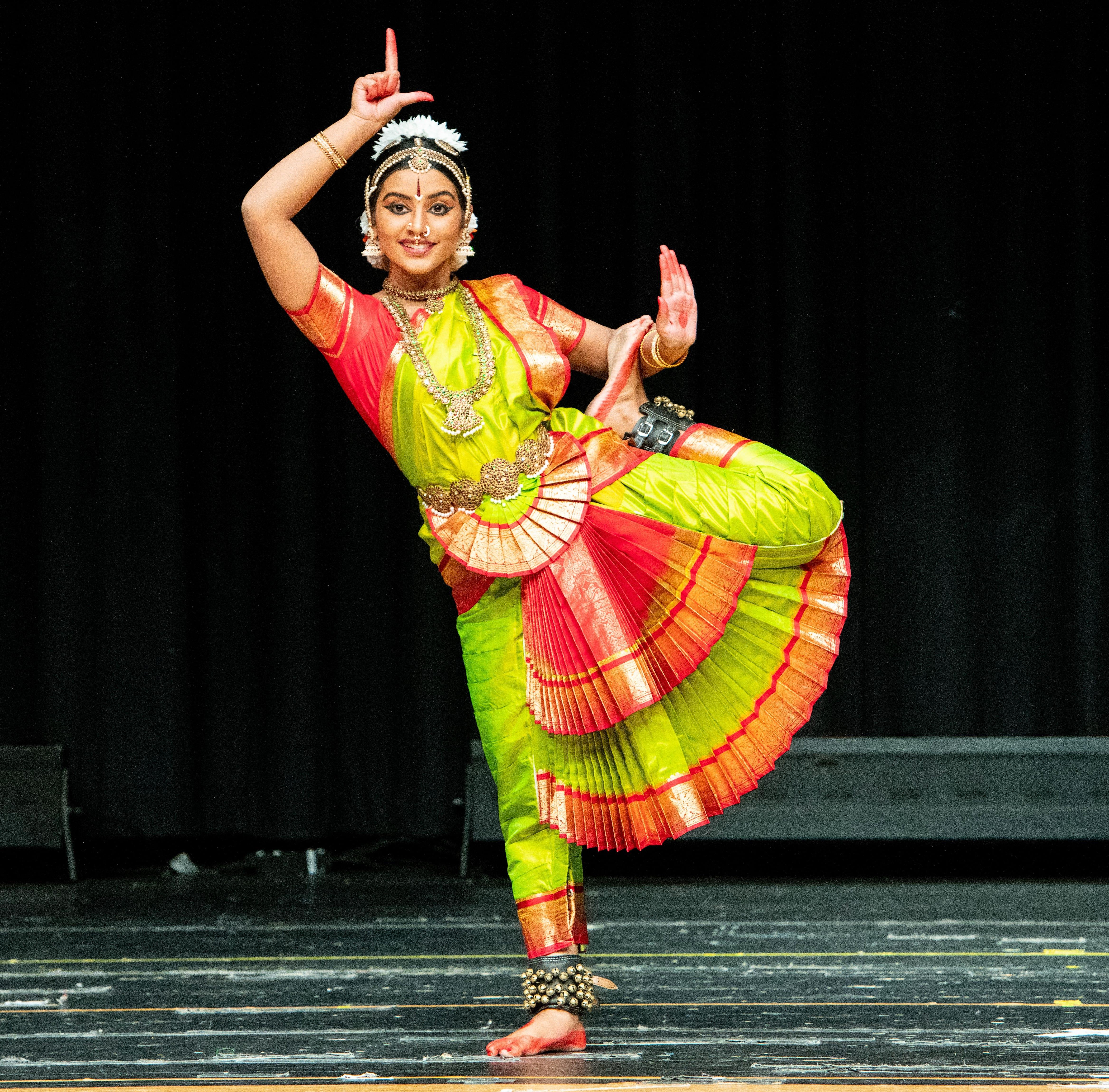 Bridgewater-Raritan student debuts Indian classical dance