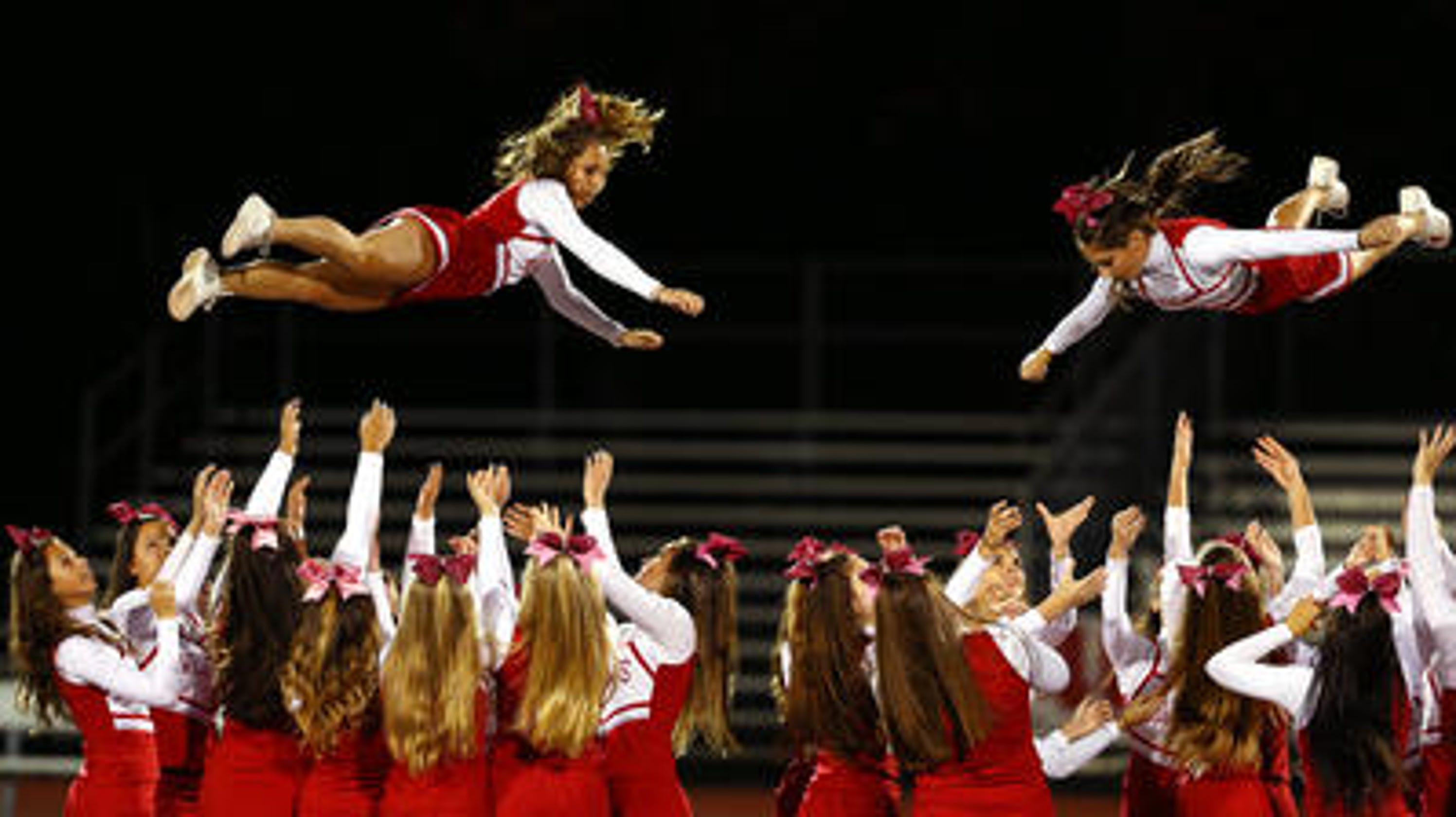 vote for the gmc s best cheerleading game squad
