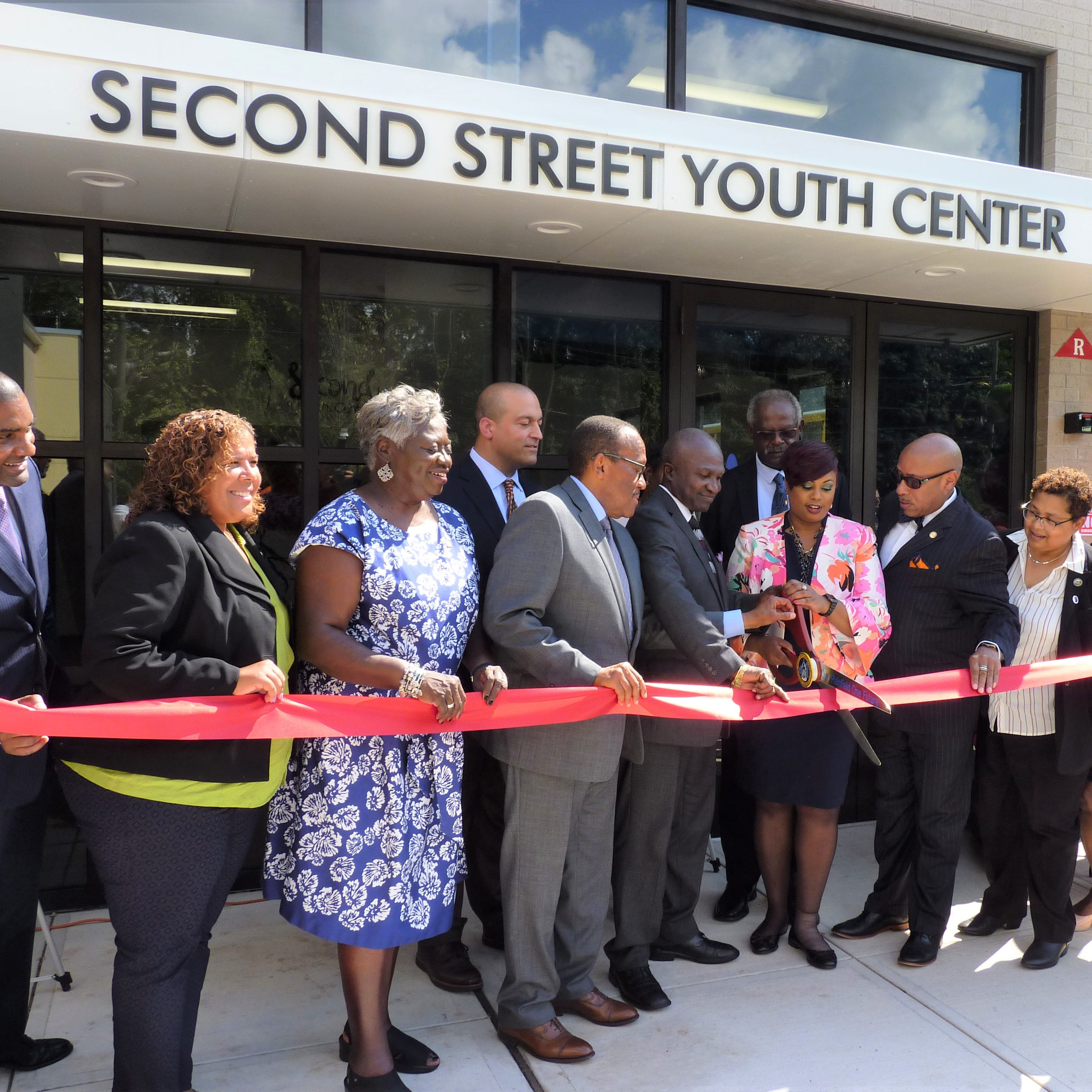 Plainfield Second Street Youth Center opens new facility
