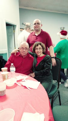Courier News Early Onset Alzheimers Sloan Family