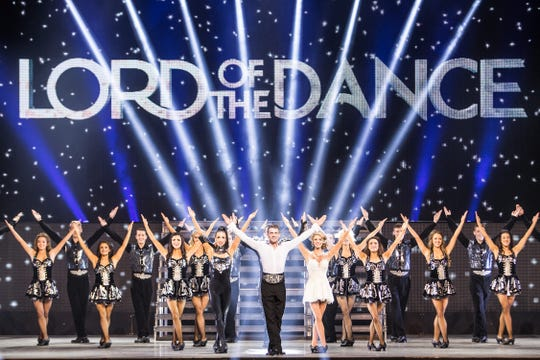 State Theatre New Jersey presents Lord of the Dance: Dangerous Games on Tuesday, October 9 at 8 p.m.