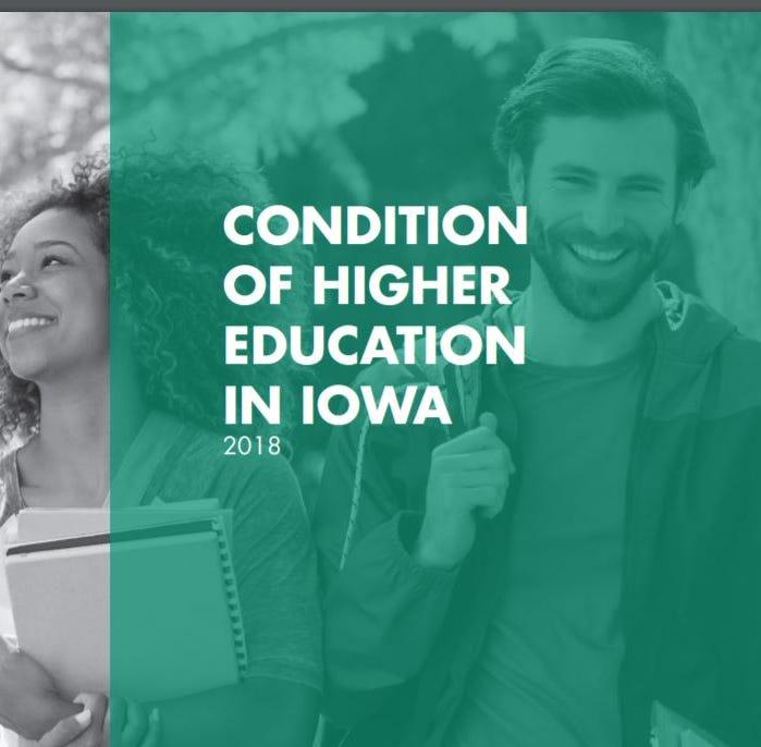 Report: Iowa falling short of workforce education goals, especially among Hispanics, blacks
