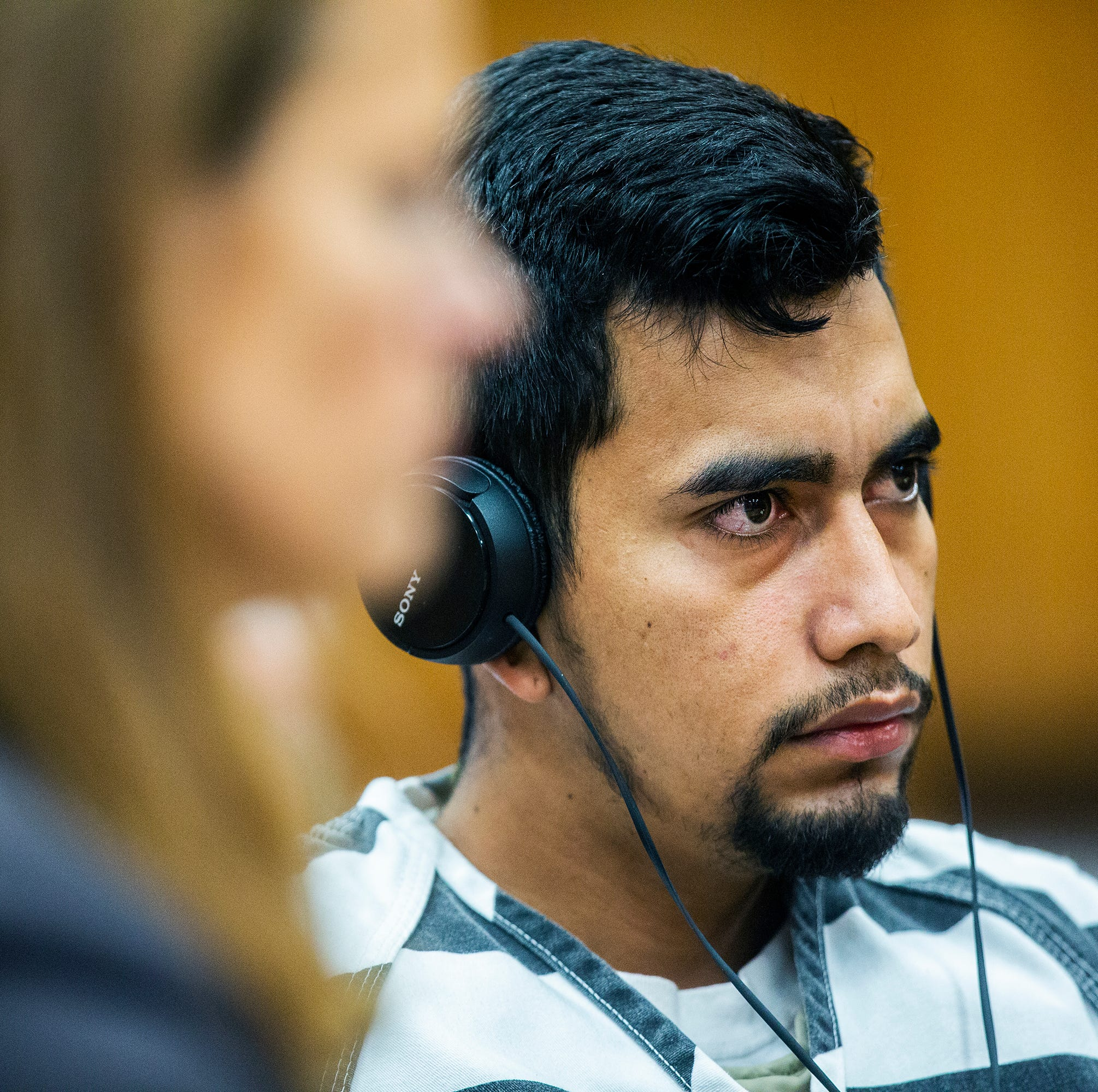 Man accused of killing Mollie Tibbetts says he was not read his rights before police interview