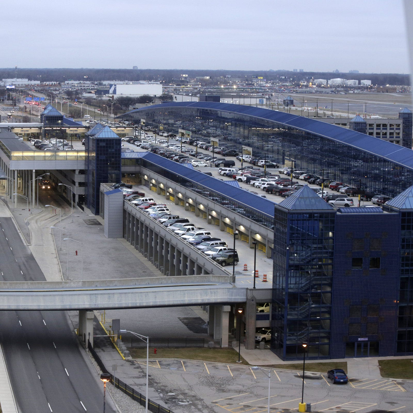 Detroit Metro Airport ranks No. 3 in passenger satisfaction