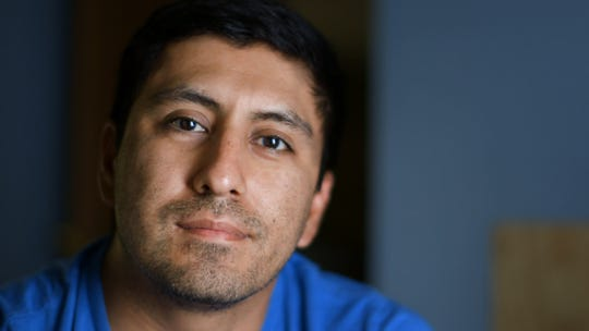 """Rudy Valdez is the director of the film """"The Sentence"""" and a native of Lansing."""