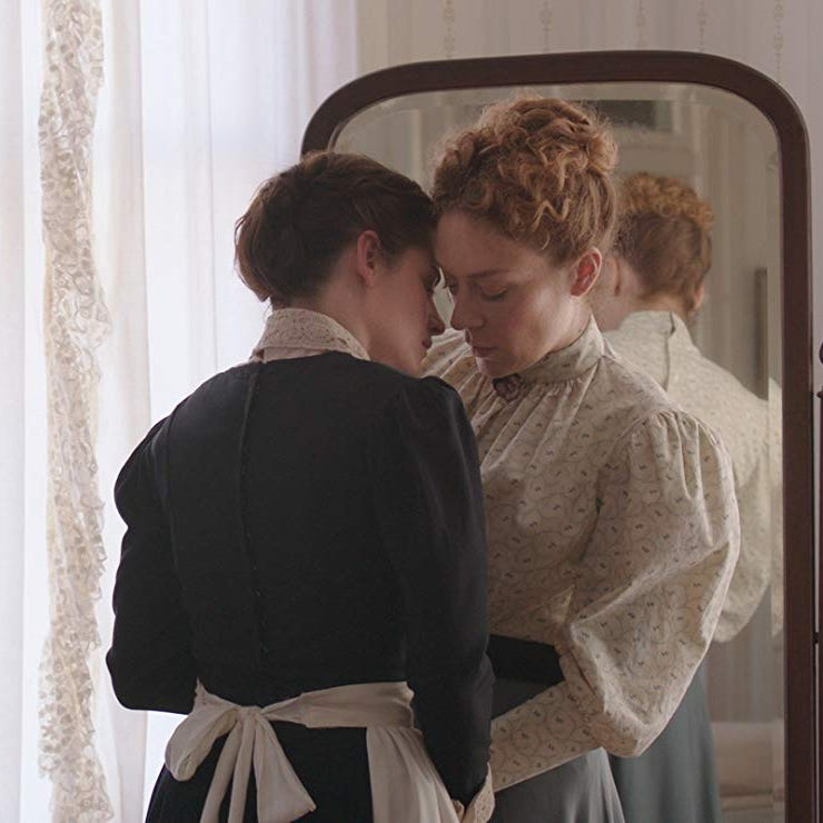 Review: Sevigny, Stewart pass the ax in 'Lizzie'