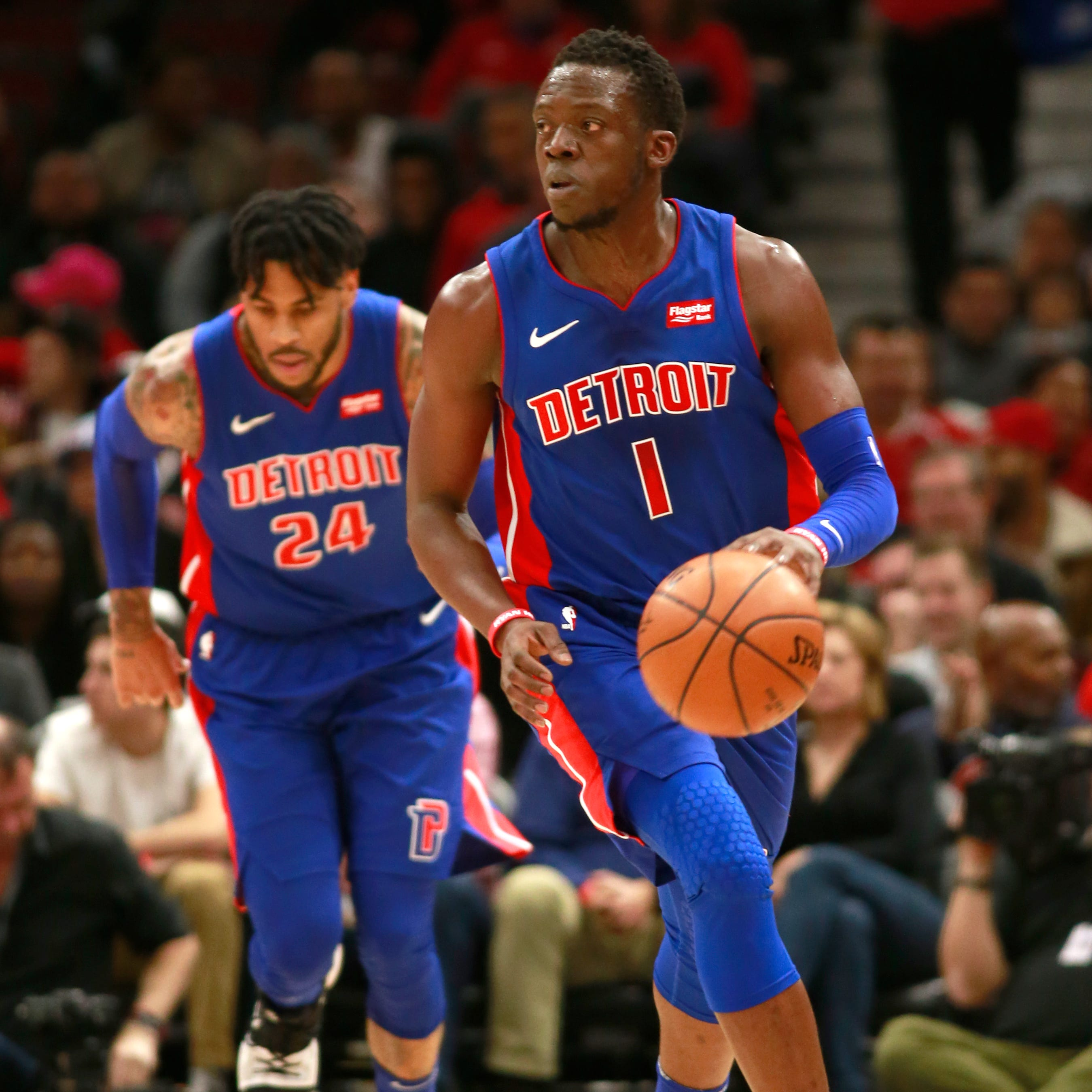 Jackson: Fans will see 'promise' of Pistons in Casey's system