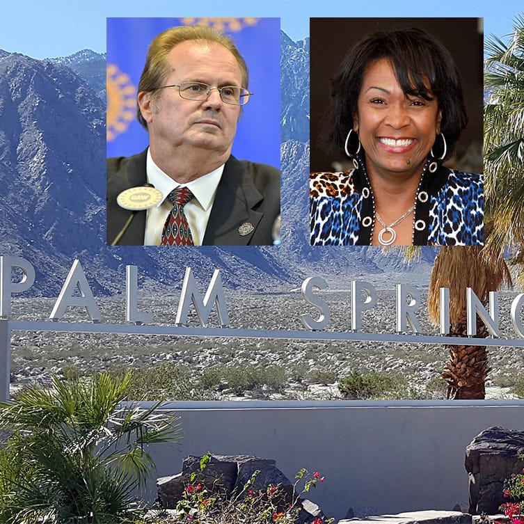 Feds question UAW officials' spending on Palm Springs trips