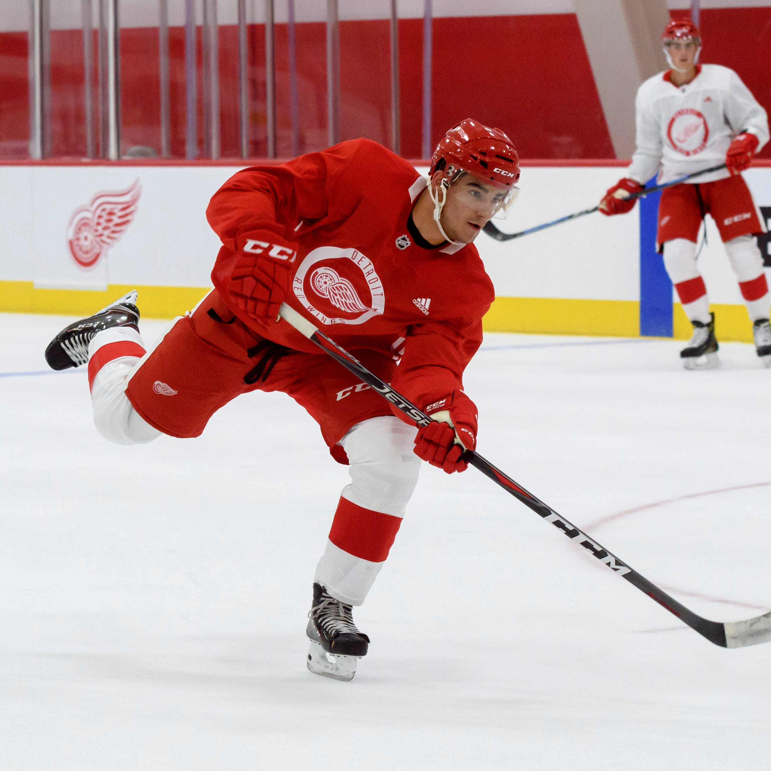 Joe Veleno winning over Blashill, Red Wings with outstanding camp