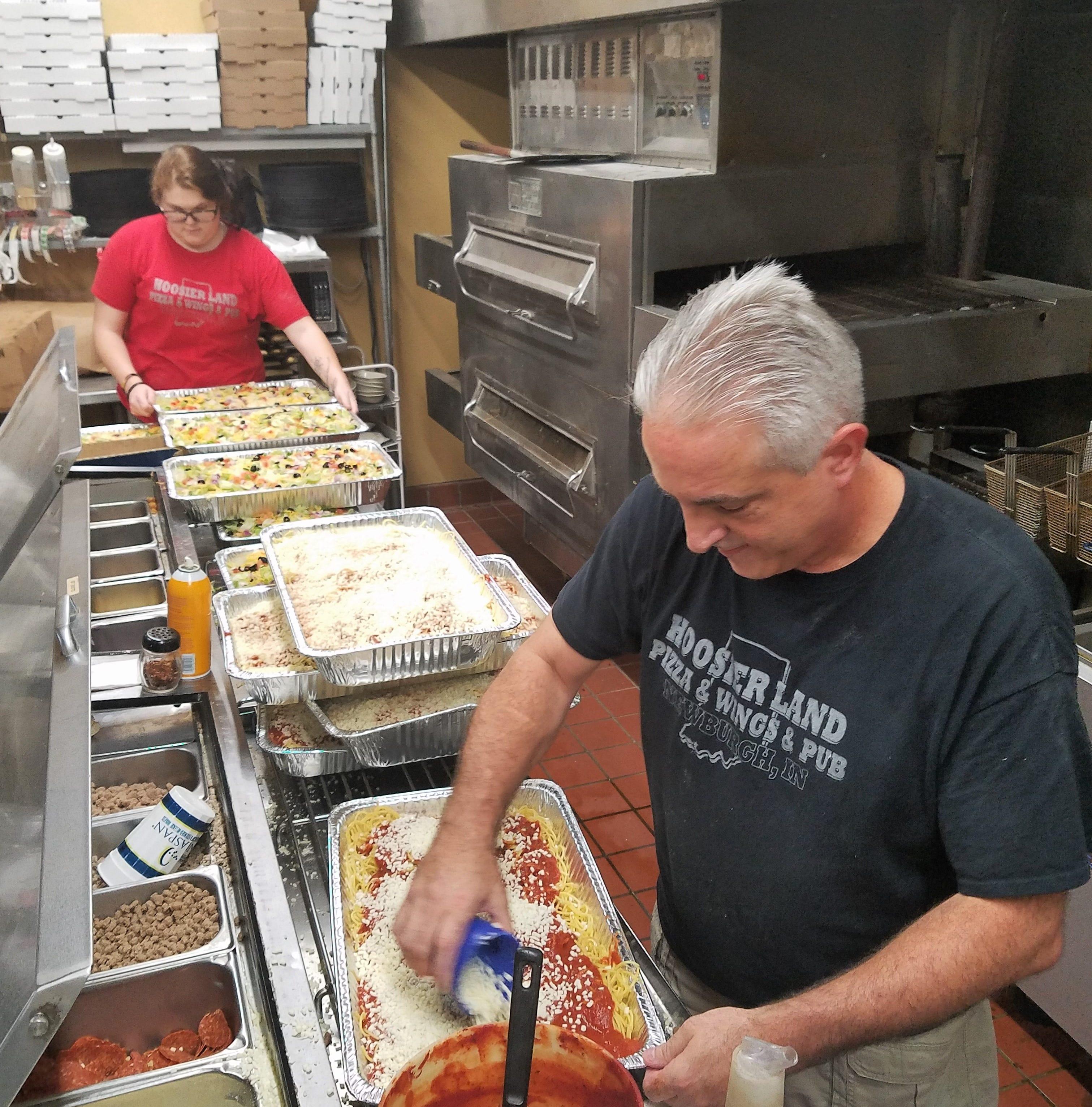 Two Newburgh restaurants call it quits