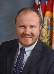 State Rep. Matt Caldwell, R-North Fort Myers, is the Republican nominee for Florida's Commissioner of Agriculture.