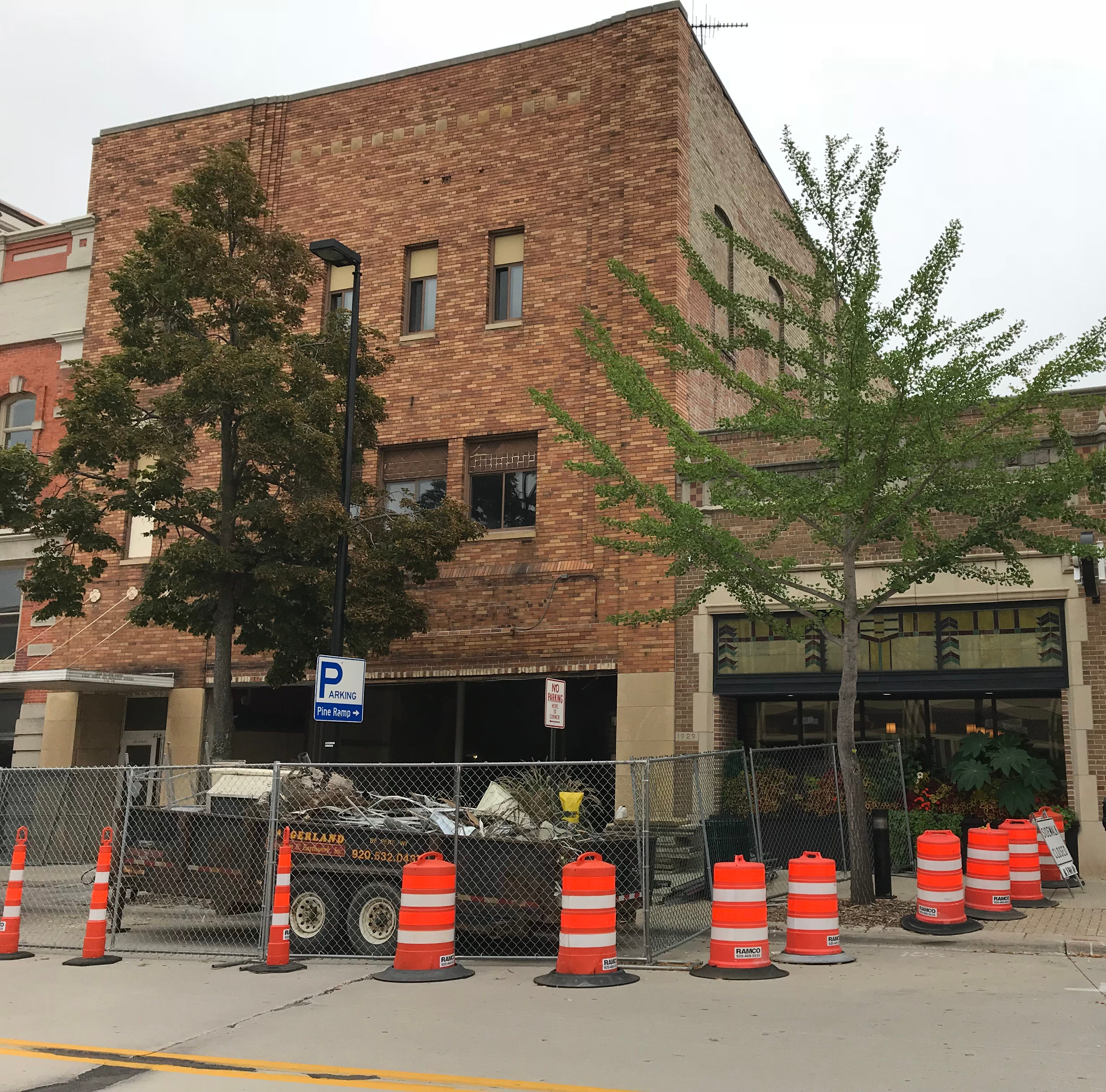 Downtown Green Bay: Republic Chophouse expands, adds patio | Streetwise