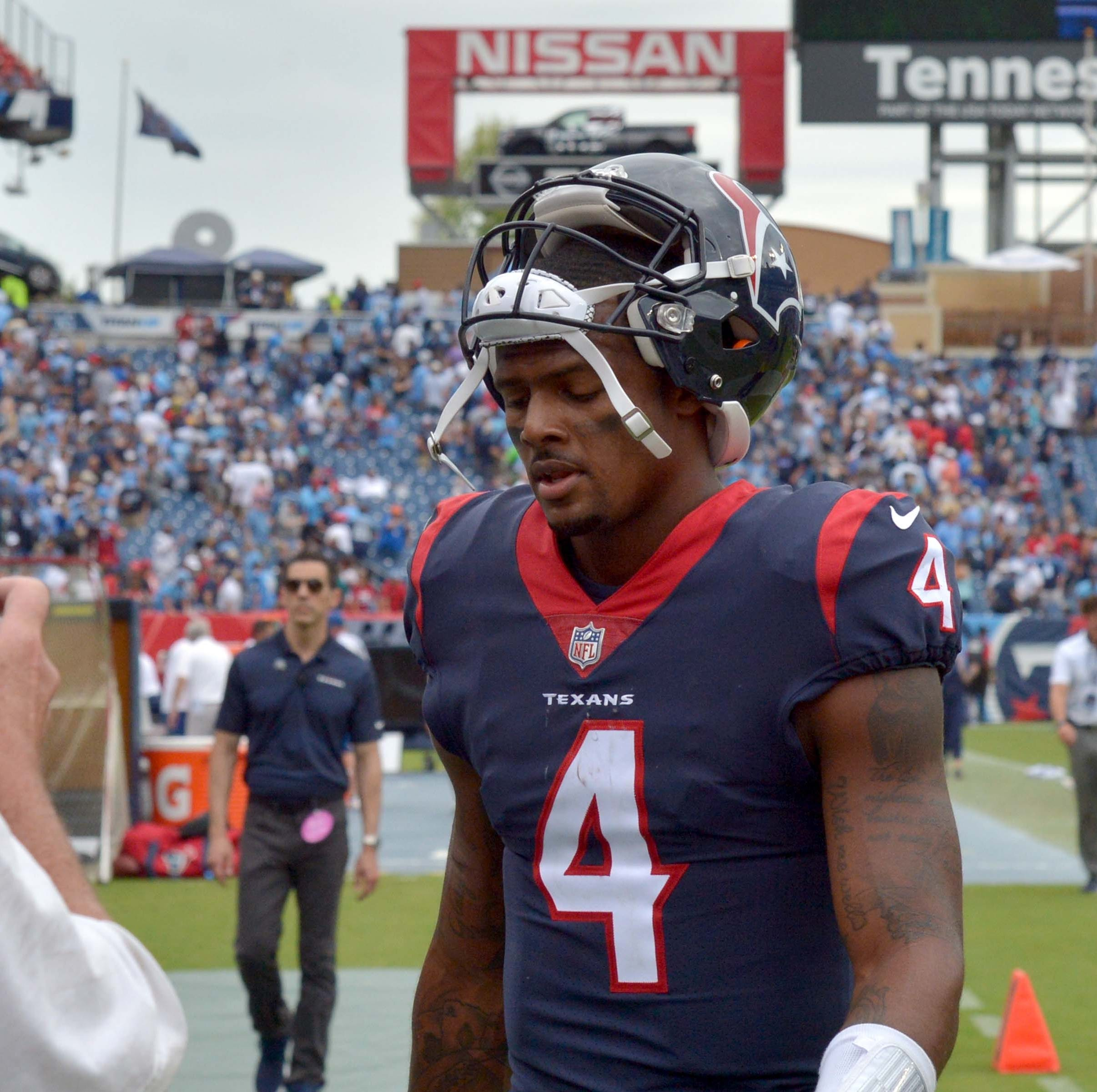 Texans' QB Deshaun Watson responds to Texas school superintendent's racial comment