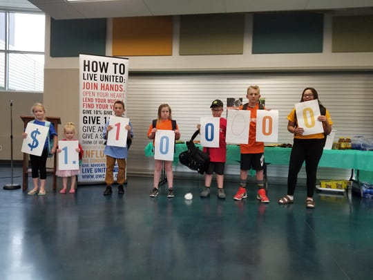 United Way of Cascade County set a goal of raising $1.1 million this year, which would set a new record and grow the campaign by 5 percent above last year's $1,047,047 total.