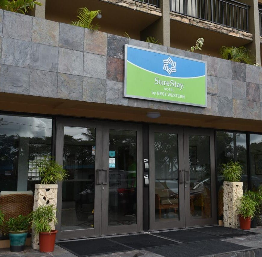 SureStay Hotel replaces Palmridge Inn in Barrigada