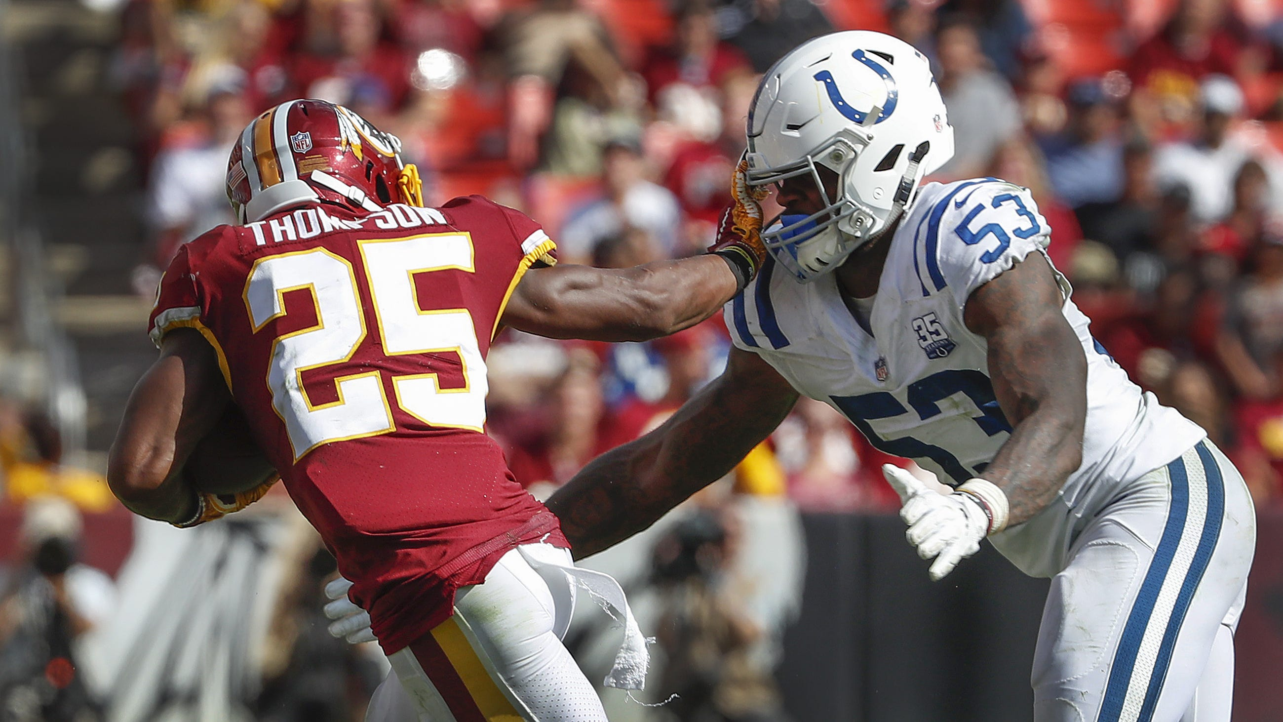 Colts ranked 20th in NFL in terms of value by Forbes