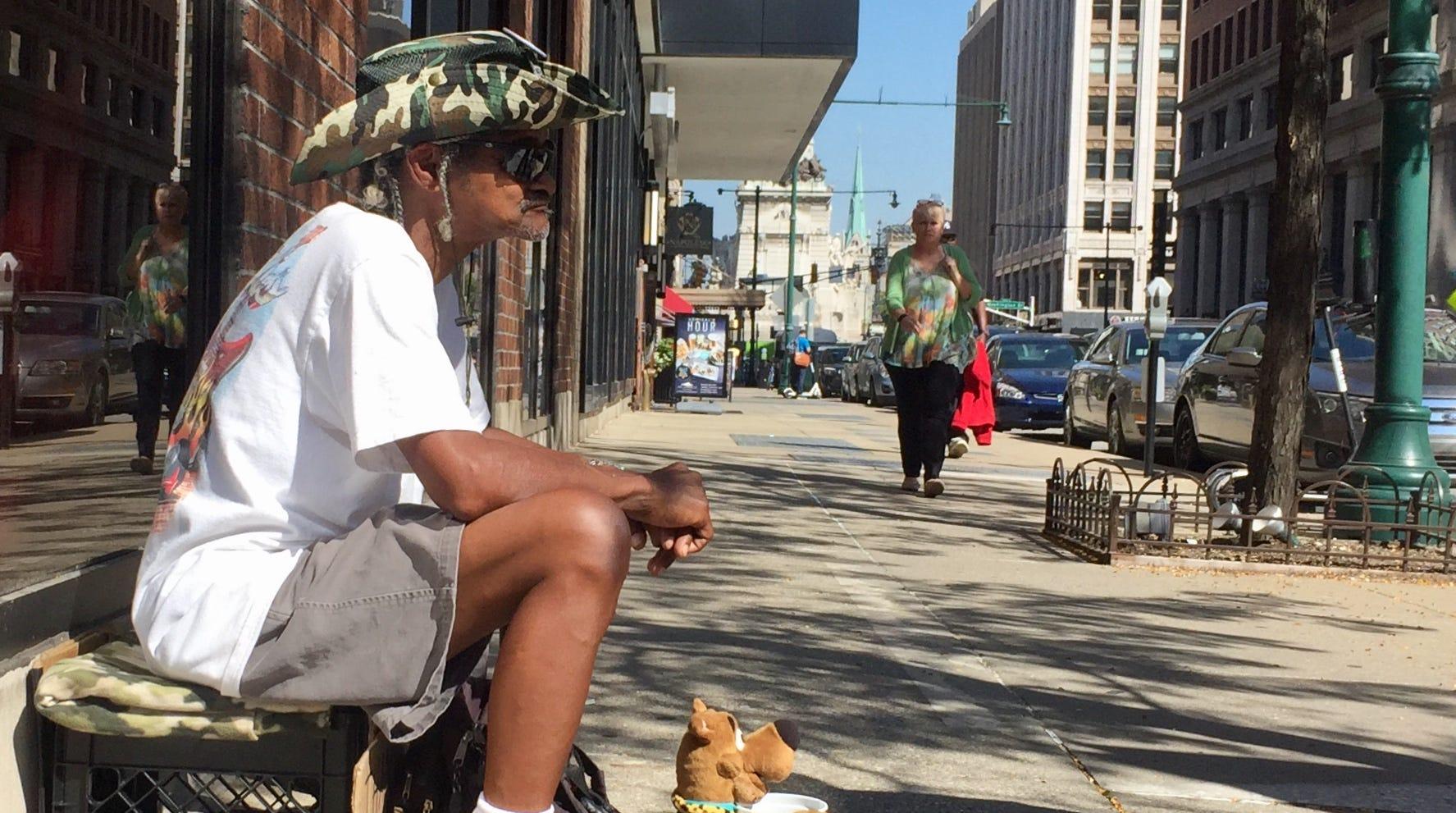 Swarens: Why Indianapolis proposal to stop panhandling won't work