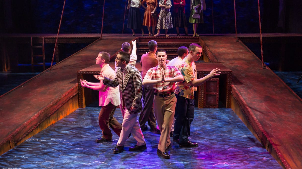 Once again, Ithaca College makes list of top musical theater programs