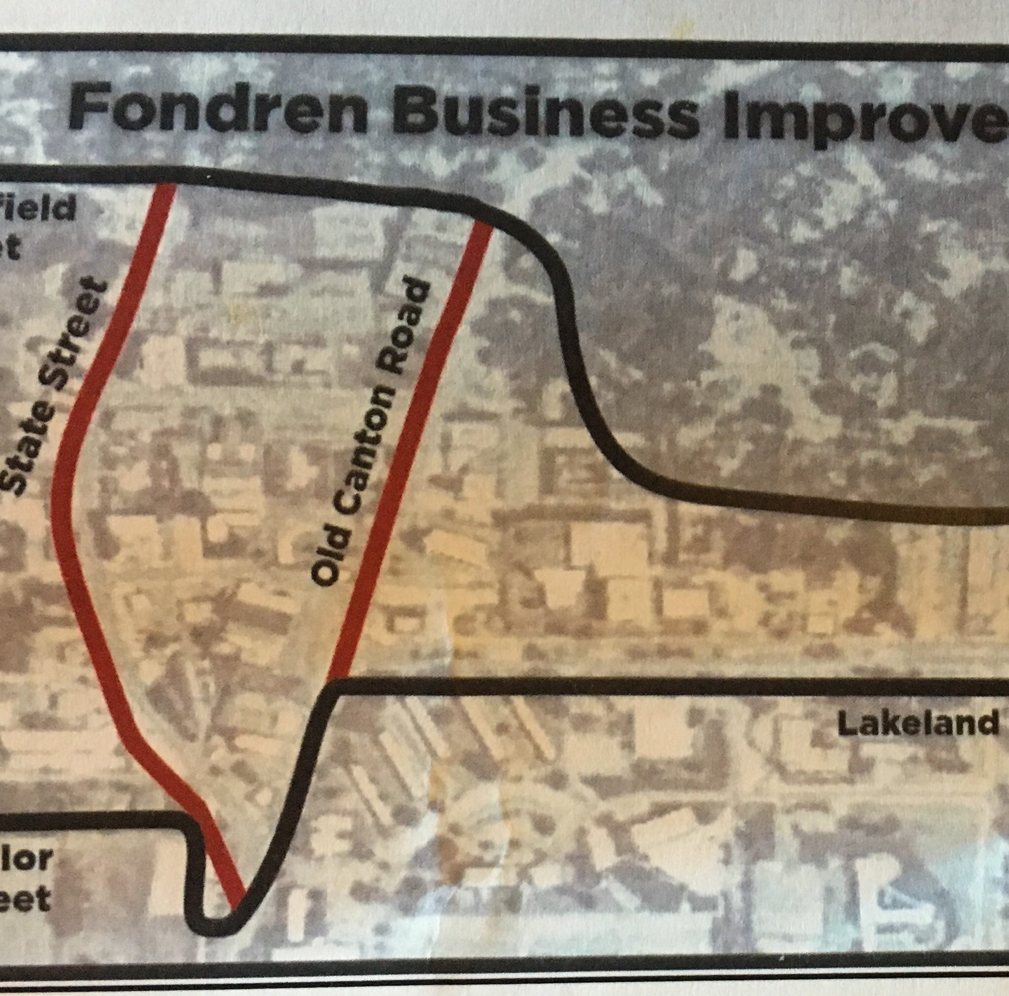 A Fondren Business Improvement District would add a special tax to existing property taxes businesses in the district already receive. The money would be funneled into upgrades to the district area.