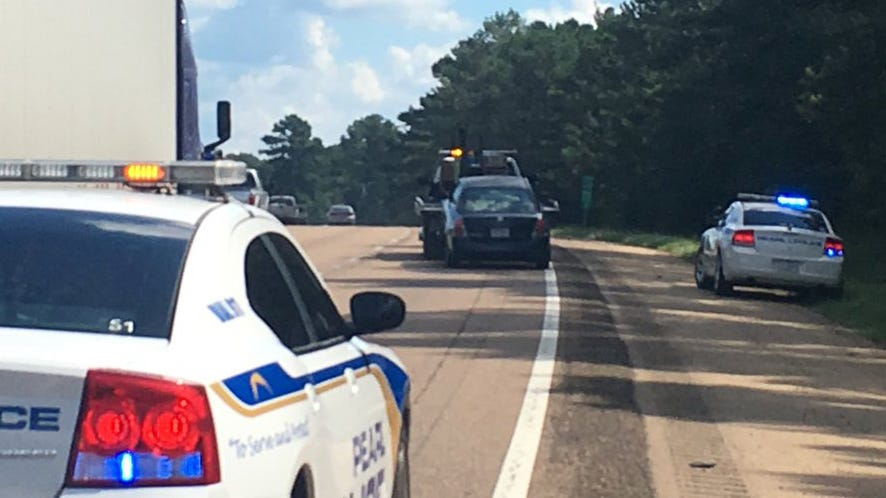Chase leads to manhunt in Rankin County